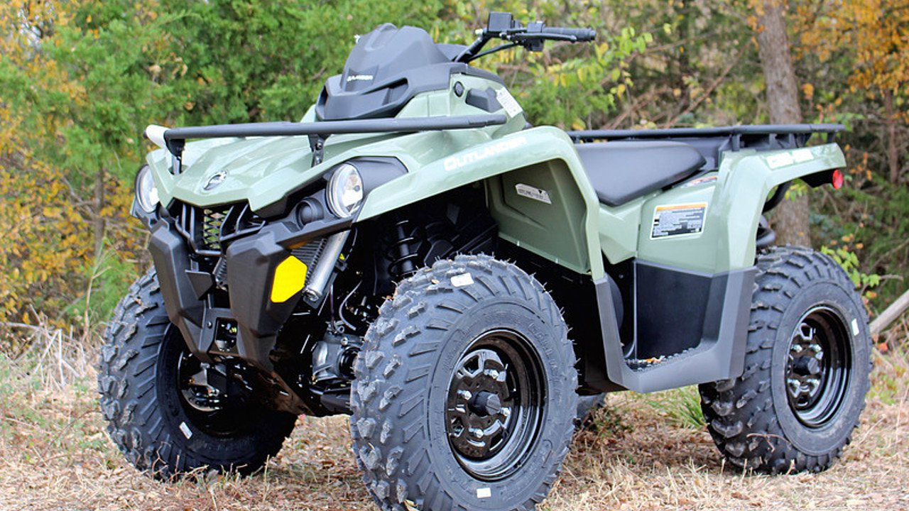 2018 Can-Am Outlander 570 for sale 200550757