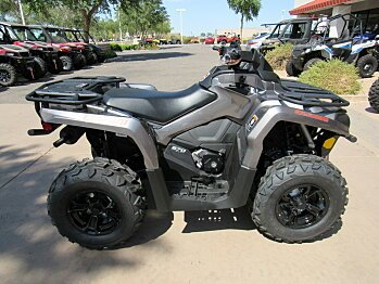 2018 Can-Am Outlander 570 for sale 200591647