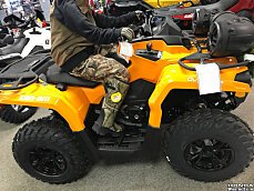 2018 Can-Am Outlander 570 for sale 200501647