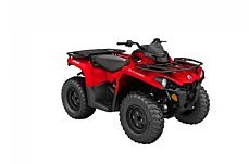 2018 Can-Am Outlander 570 for sale 200502269