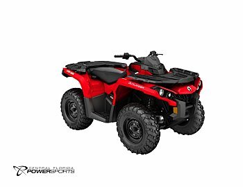 2018 Can-Am Outlander 650 for sale 200499421