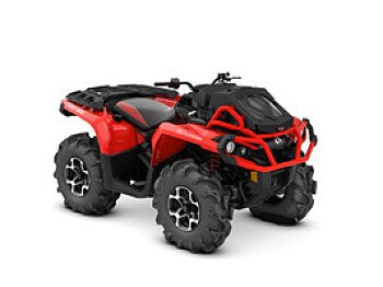 2018 Can-Am Outlander 650 for sale 200532009