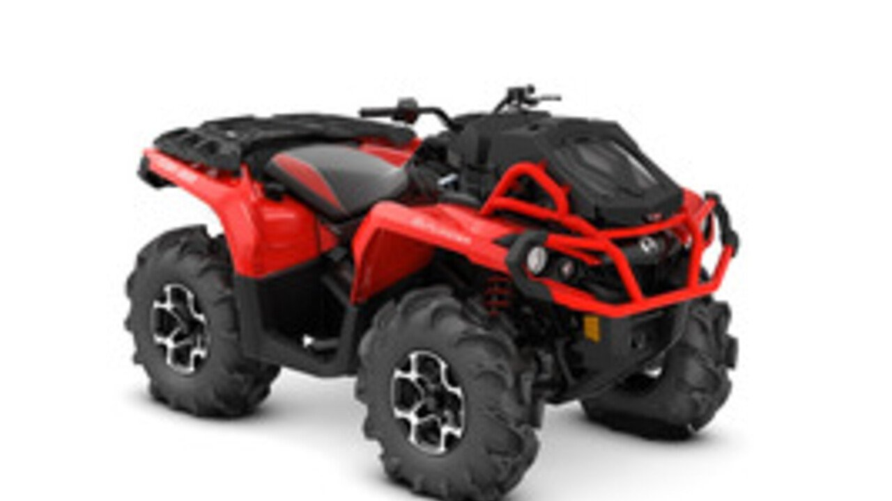 2018 Can-Am Outlander 650 XMR for sale 200594634