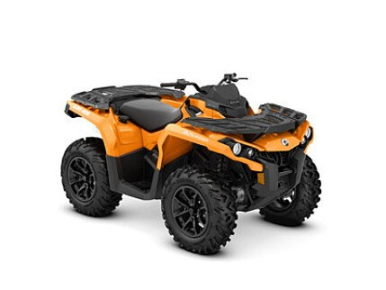 2018 Can-Am Outlander 650 for sale 200502274