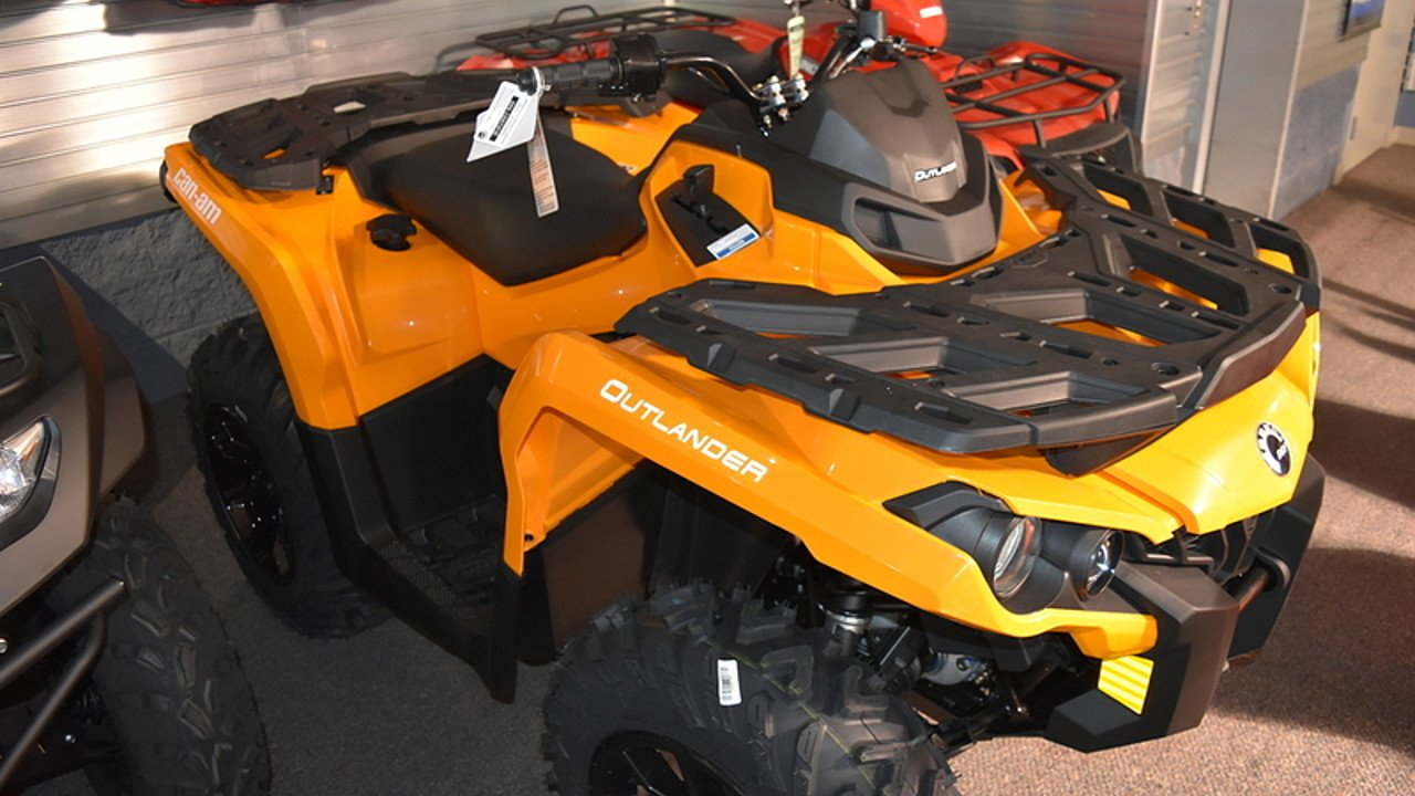 2018 Can-Am Outlander 850 for sale near Phoenix, Arizona ...