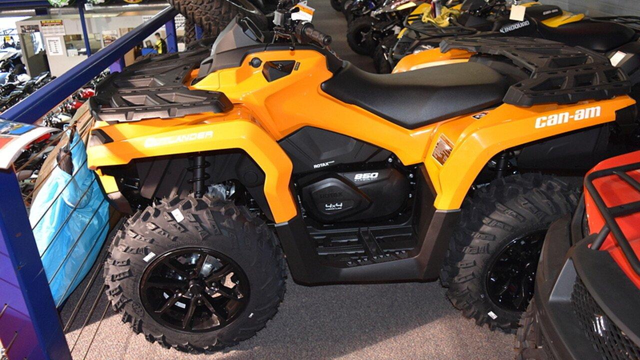 2018 can am outlander 850 for sale near phoenix arizona 85032 motorcycles on autotrader. Black Bedroom Furniture Sets. Home Design Ideas