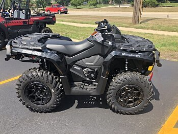 2018 Can-Am Outlander 850 for sale 200499360