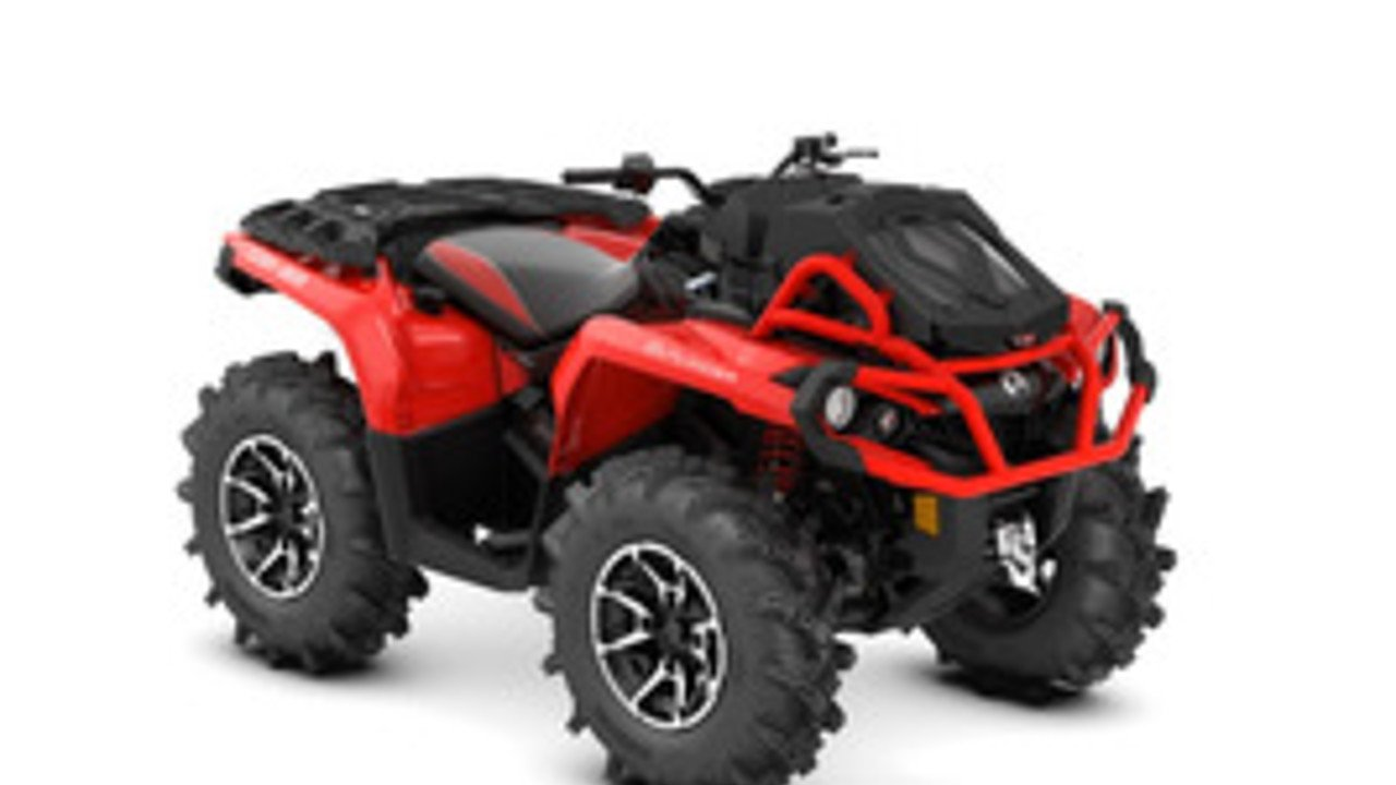 2018 Can-Am Outlander 850 for sale 200524453