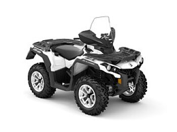 2018 Can-Am Outlander 850 for sale 200531989