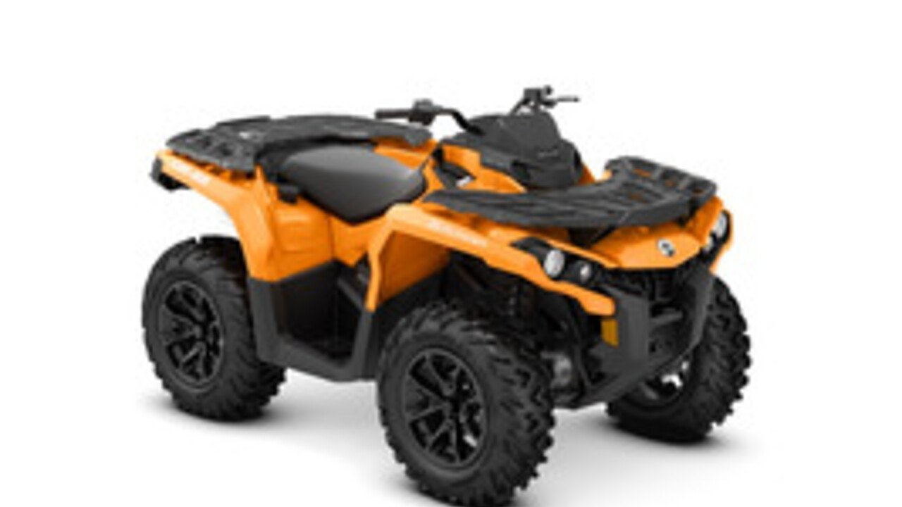 2018 Can-Am Outlander 850 for sale 200545719