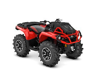2018 Can-Am Outlander 850 for sale 200610057