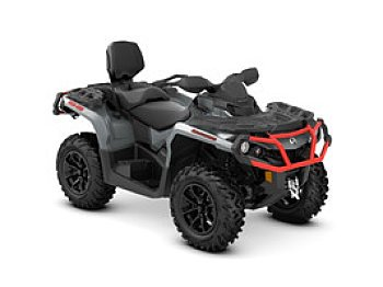 2018 Can-Am Outlander MAX 1000R for sale 200540008