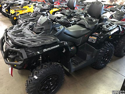 2018 Can-Am Outlander MAX 1000R for sale 200502227