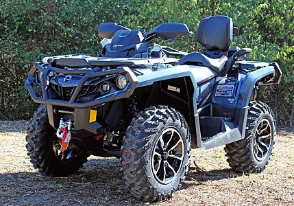 2018 Can-Am Outlander MAX 1000R for sale 200503037
