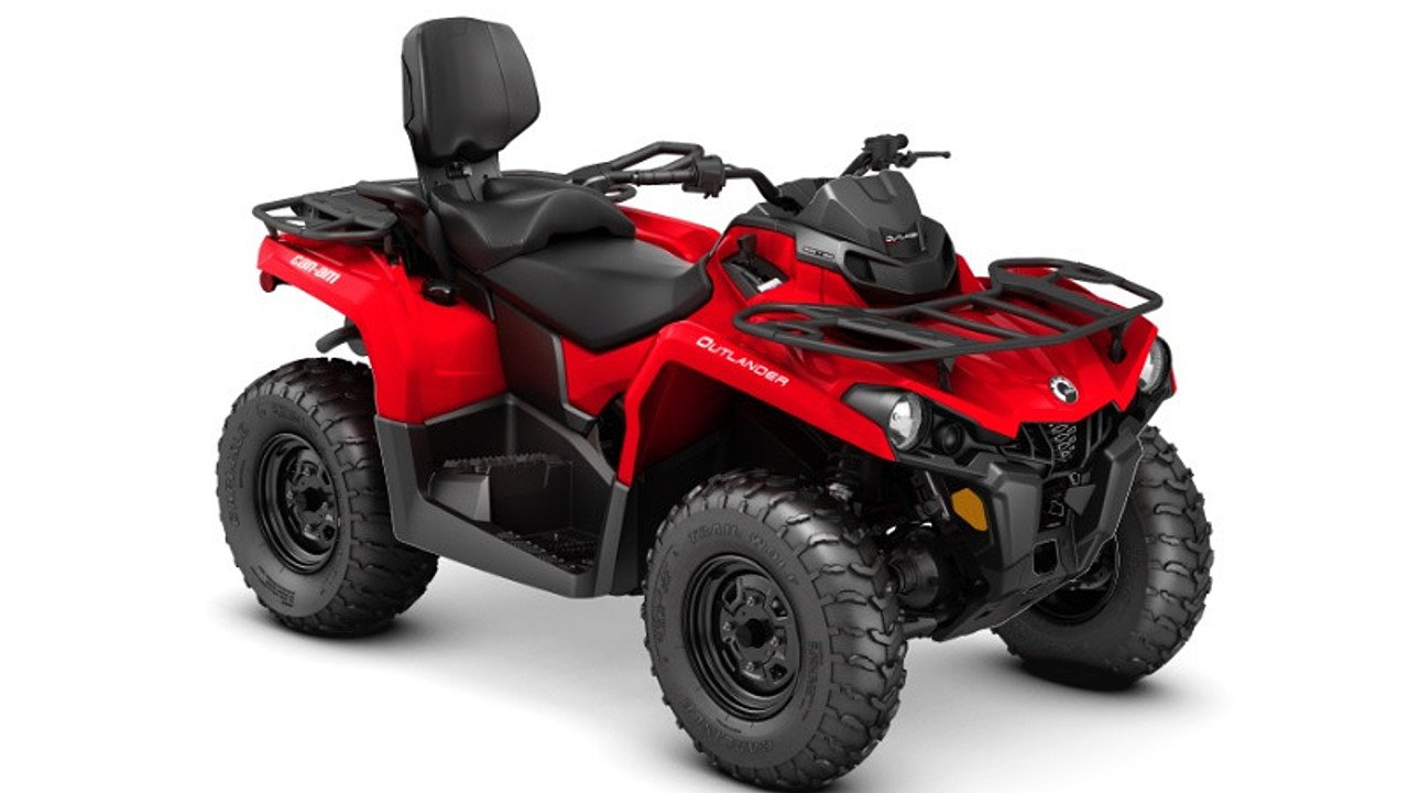 2018 Can-Am Outlander MAX 450 for sale 200582981
