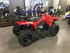 2018 Can-Am Outlander MAX 450 for sale 200499368