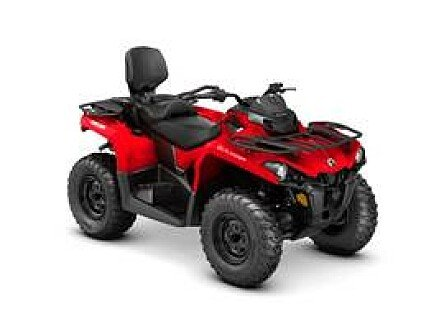 2018 Can-Am Outlander MAX 450 for sale 200653947