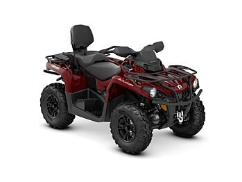 2018 Can-Am Outlander MAX 570 for sale 200522275