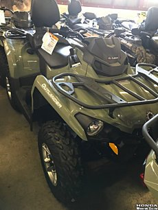 2018 Can-Am Outlander MAX 570 for sale 200501641