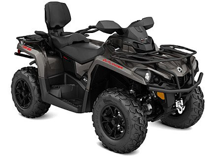 2018 Can-Am Outlander MAX 570 for sale 200595376