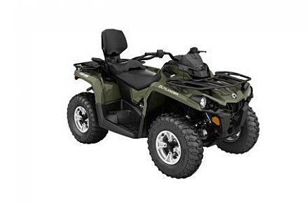 2018 Can-Am Outlander MAX 570 for sale 200624237