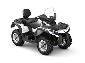 2018 Can-Am Outlander MAX 650 for sale 200540007