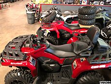 2018 Can-Am Outlander MAX 650 for sale 200502290