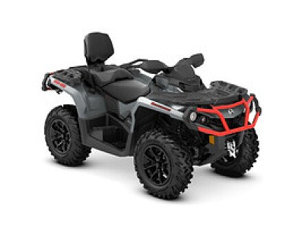 2018 Can-Am Outlander MAX 850 for sale 200540011