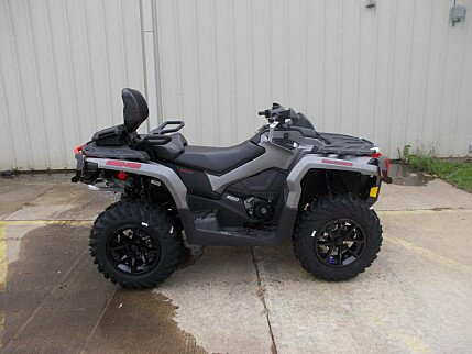 2018 Can-Am Outlander MAX 850 for sale 200638422
