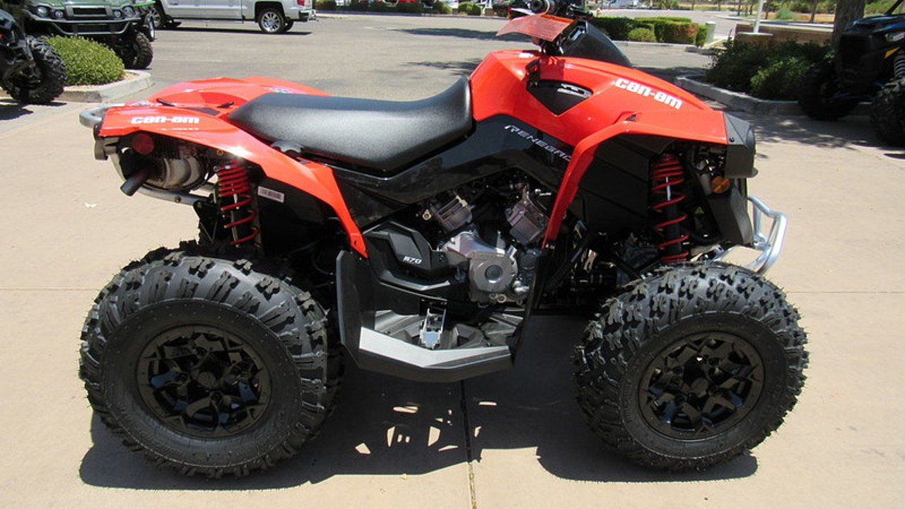 2018 can am renegade 570 for sale near goodyear arizona. Black Bedroom Furniture Sets. Home Design Ideas