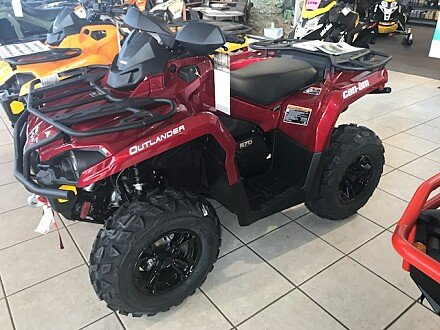 2018 Can-Am Renegade 570 for sale 200600184