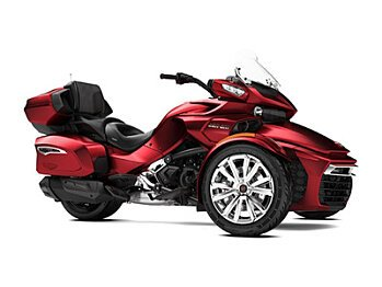 2018 Can-Am Spyder F3 for sale 200496987