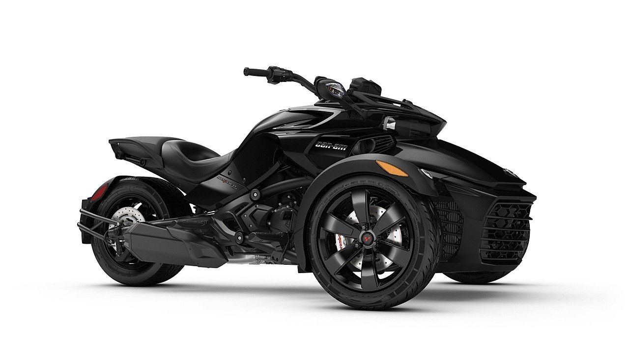 2018 Can-Am Spyder F3 for sale 200499650