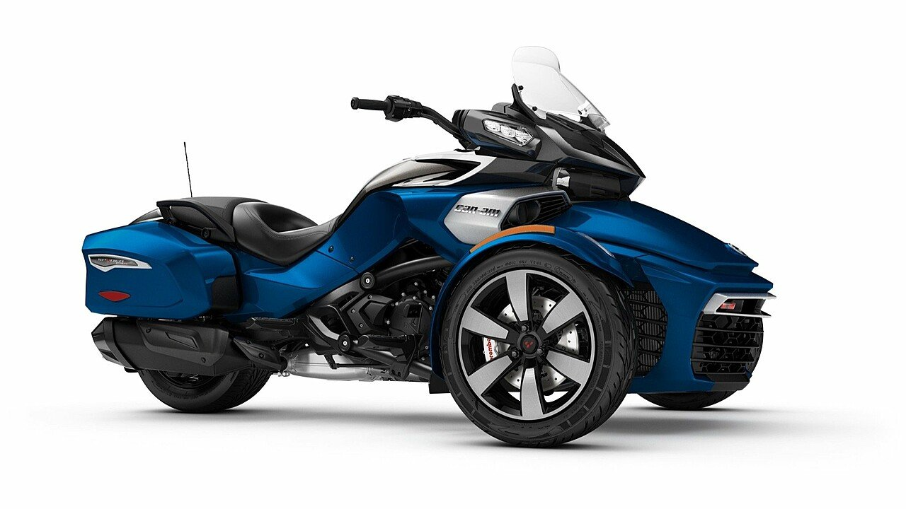 2018 Can-Am Spyder F3 for sale 200499671