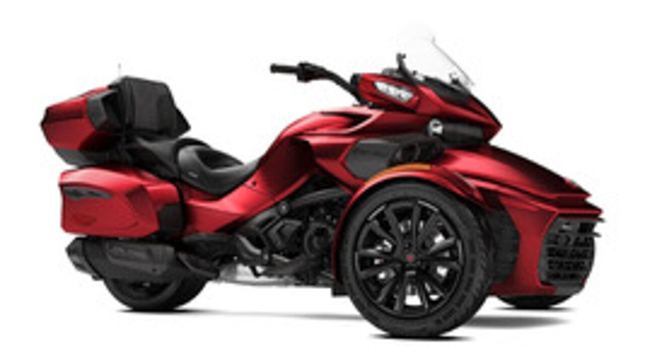 2018 Can-Am Spyder F3 for sale 200502278