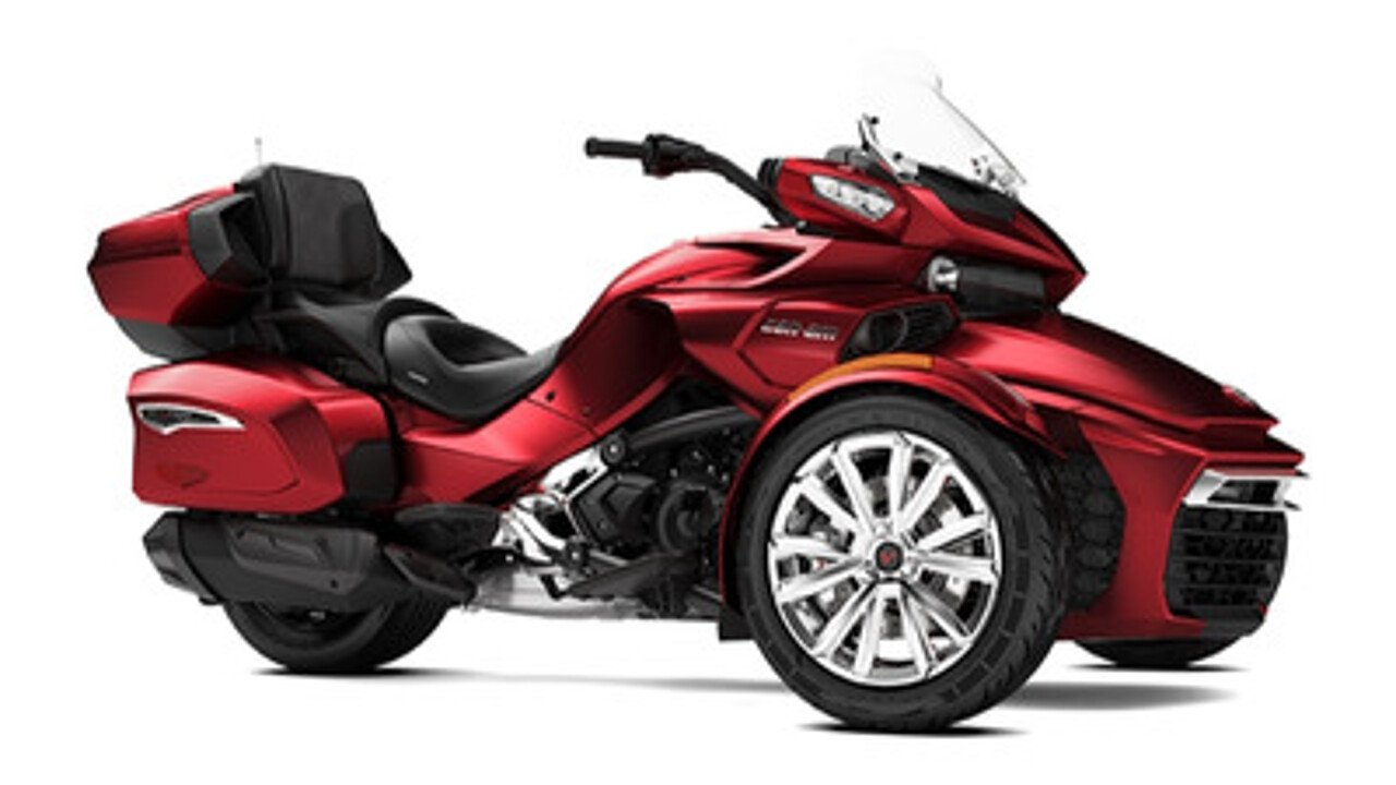 2018 Can-Am Spyder F3 for sale 200515149