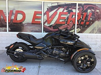 2018 Can-Am Spyder F3 for sale 200524980