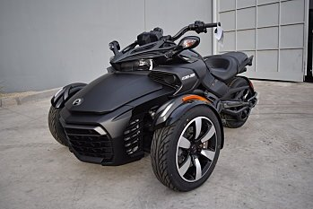 2018 Can-Am Spyder F3 for sale 200525127