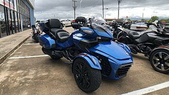 2018 Can-Am Spyder F3 for sale 200533420