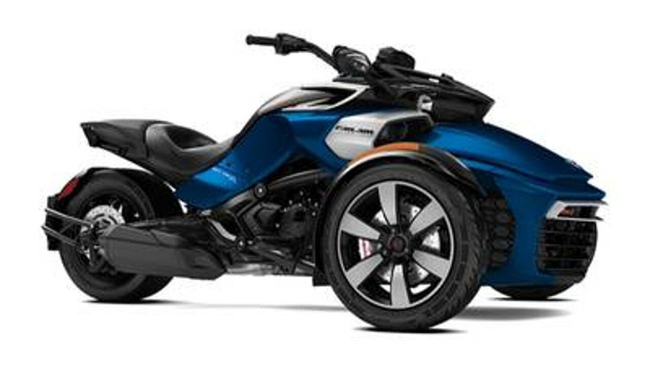 2018 Can-Am Spyder F3 for sale 200549014