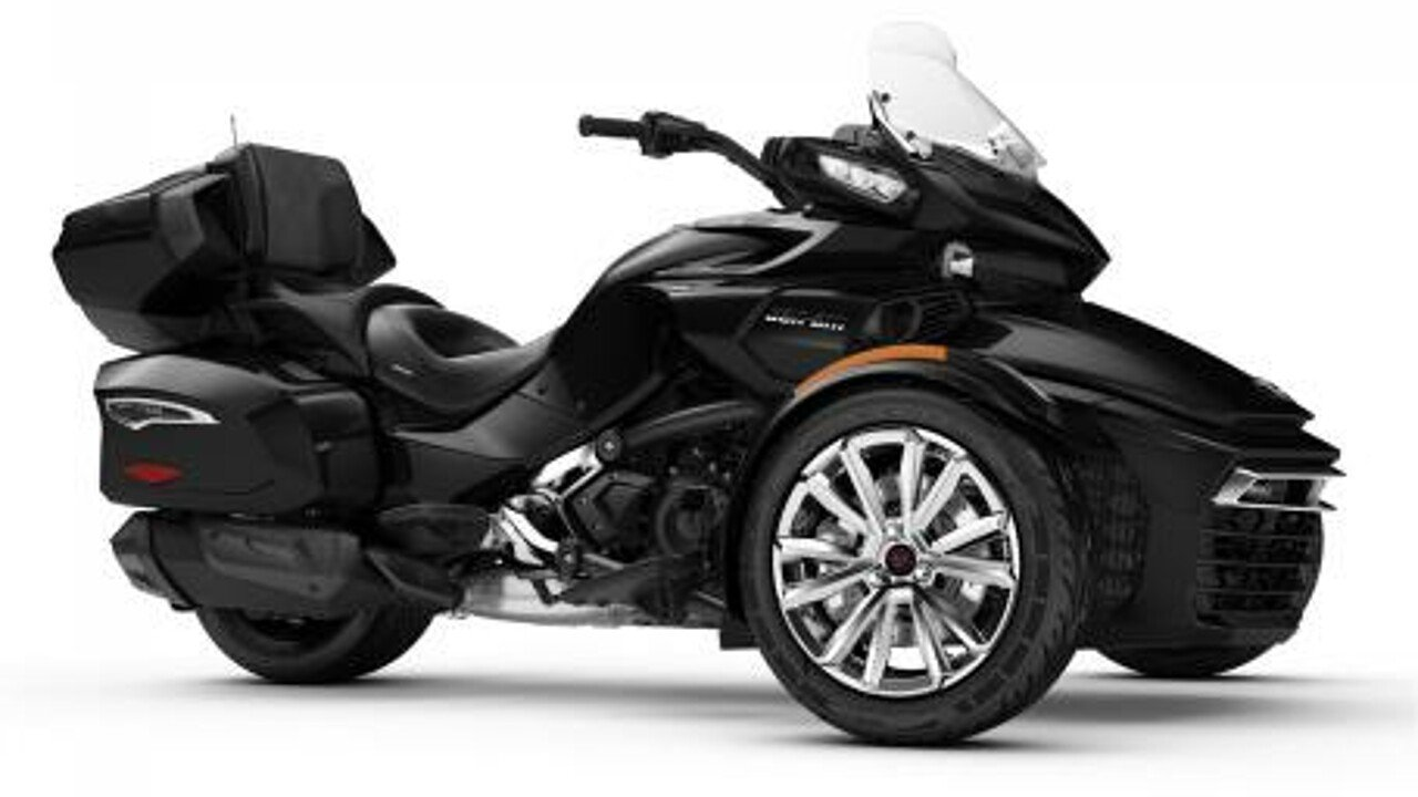 2018 Can-Am Spyder F3 for sale 200559570