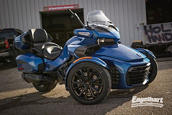 2018 Can-Am Spyder F3 for sale 200582169