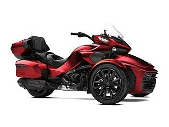 2018 Can-Am Spyder F3 for sale 200624063