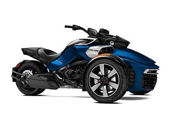 2018 Can-Am Spyder F3-S for sale 200497350