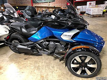 2018 Can-Am Spyder F3-S for sale 200502279