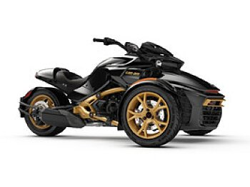 2018 Can-Am Spyder F3-S for sale 200540050