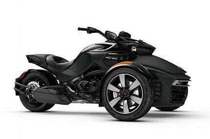 2018 Can-Am Spyder F3-S for sale 200626168