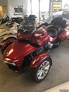 2018 Can-Am Spyder F3 for sale 200502099