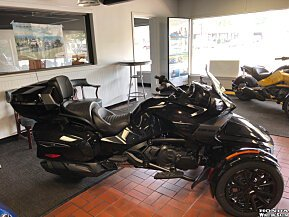 2018 Can-Am Spyder F3 for sale 200502100
