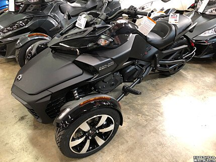 2018 Can-Am Spyder F3 for sale 200502158